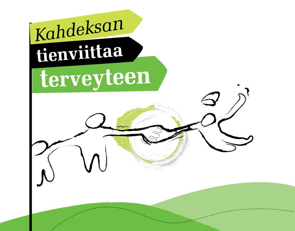 Graafinen suunnittelu Tytti Mäenpää